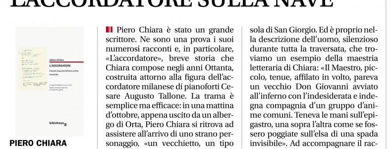 corriere del ticino 26 maggio 2015