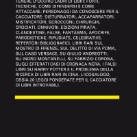 SOVRACOPERTARETRO MANUALE DEL CACCIATORE2019BH