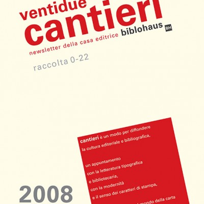 Cantieri Copertina RACCOLTA 0-22