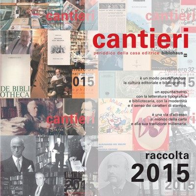 Copertina Raccolta Cantieri 2015