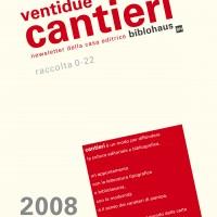 Cantieri - rivista trimestrale della casa editrice Biblohaus